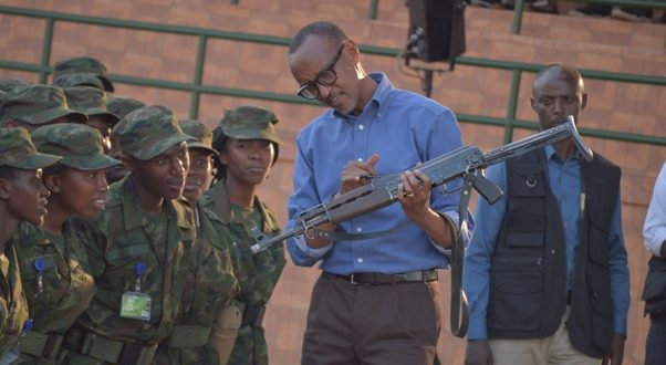 FOR HOW LONG THE CHOICE OF RWANDANS WILL REMAIN IN HANDS OF PAUL KAGAME AND HIS RPF?